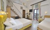 Dryades Hotel - Acropolis Quintaple Room